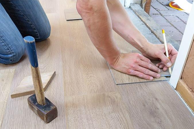 suelo madera diy