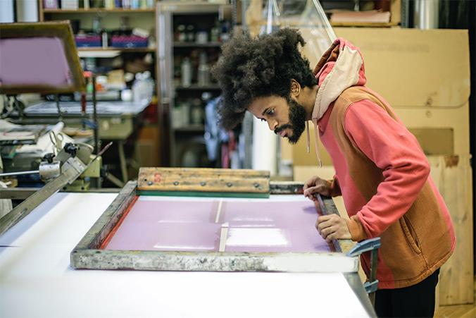 tintas para serigrafia profesional