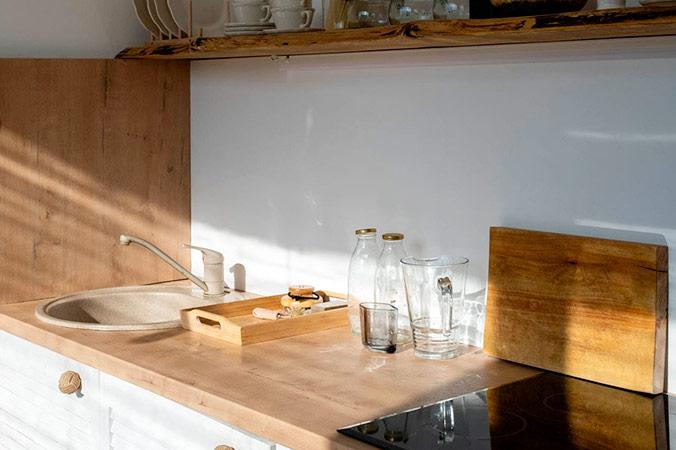 cocinas madera tendencia