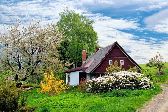 casa campo confinamiento